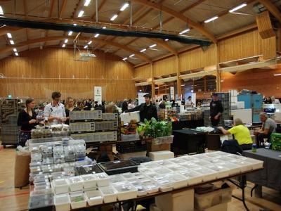 Välbesökt Expo med stort utbud