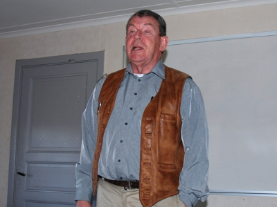 Sverre Sjölander