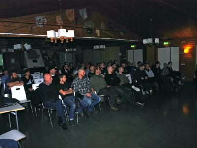 SHF Medlemssymposium 25 oktober 2014